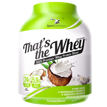 Sport Definition - That's The Whey 2270g