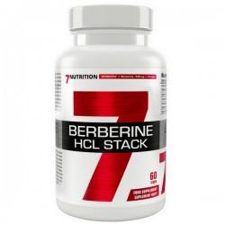 7-Nutrition Berberine HCL Stack 60vkap