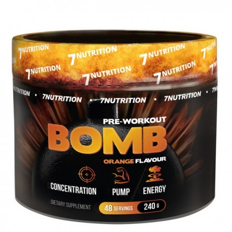 7-Nutrition BOMB 240g