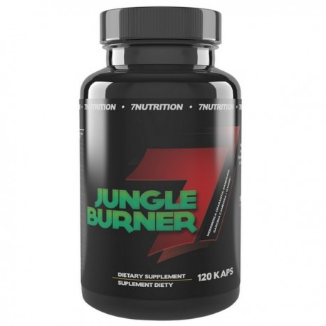7-Nutrition Jungle Burner 120vkap