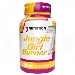 7-Nutrition - Jungle Girl Burner 120vkap