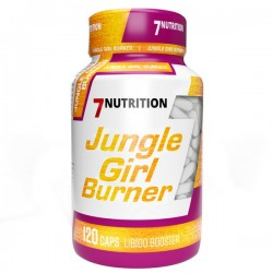 7-Nutrition Jungle Girl Burner 120vkap