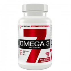 7-Nutrition Omega 3 1000mg 100kap