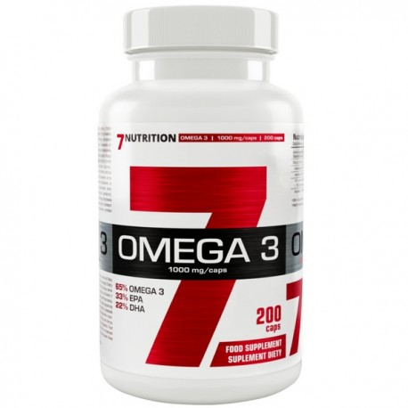 7-Nutrition Omega 3 1000mg 200kap