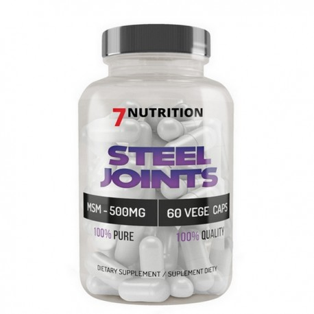 7-Nutrition Steel Joints 60vkap