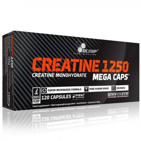 Olimp Creatine 1250 Mega Caps 120kap