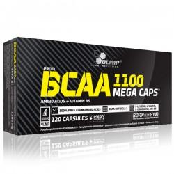 Olimp BCAA 1100 Mega Caps 120kap
