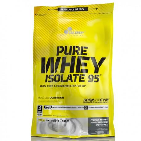 Olimp Pure Whey Isolate 95 600g