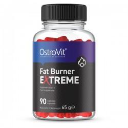 Ostrovit Fat Burner Extreme 90kap
