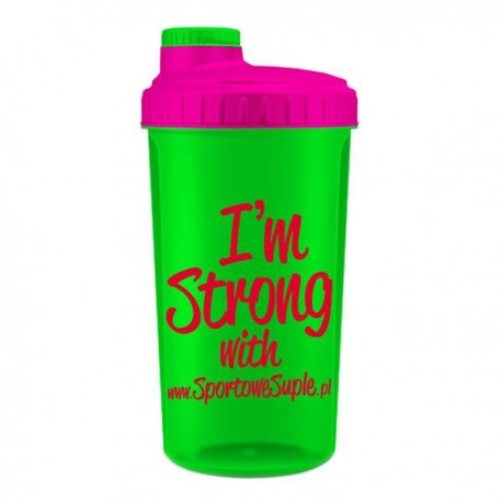 """SS.PL - Shaker 003 """"I'm Strong"""""""