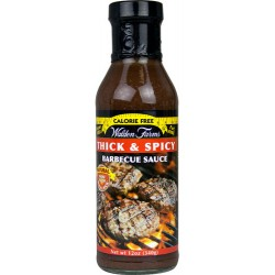 Walden Farms - Thick'n Spice Barbecue Sauce 340g
