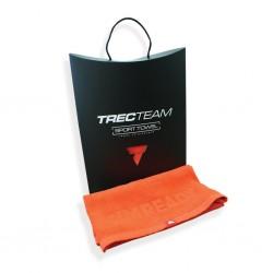 """Trec Wear - Ręcznik 002 """"ImReady"""" pomarańczowy 50x70cm"""