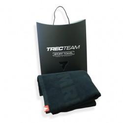 """Trec Wear - Ręcznik 003 """"ImReady"""" czarny 150x75cm"""