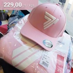 ZESTAW Trec Wear - czapka + bluza PINK