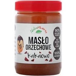 NATURAVENA - Masło orzechowe kakaowe 510g