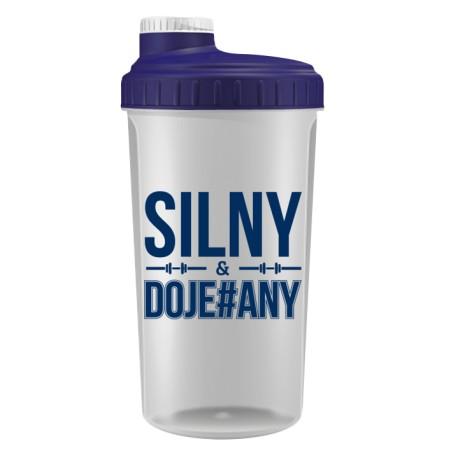 Suple Shaker 0,7l SILNY & DOJE*ANY