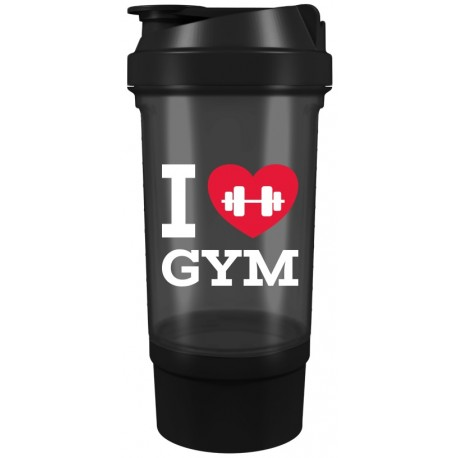 Suple Shaker Smart 0,5L - I LOVE GYM