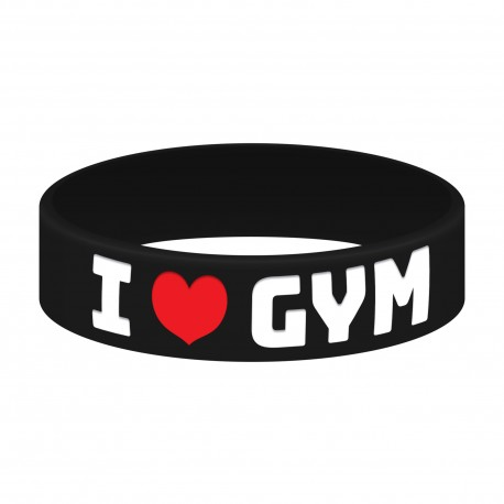Opaska Suple - I LOVE GYM