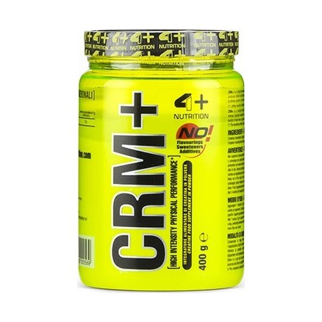 4+ Nutrition - Crm+ 400g