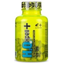 4+ Nutrition - H2O Xpell+ 120kap