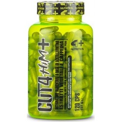 4+ Nutrition - Cut 4 Her+ 120kap
