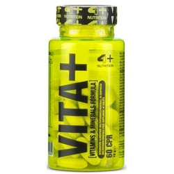 4+ Nutrition - Vita+ 60kap