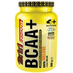 4+ Nutrition 4Plus - BCAA Instant 2:1:1 500g