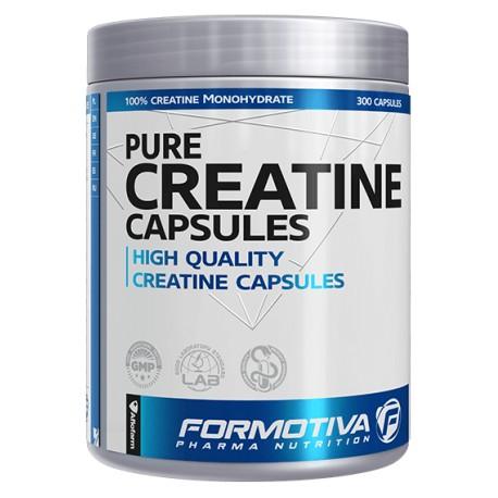 Formotiva - Creatine Capsules 120kap