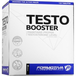 Formotiva - Testo Booster 120kap