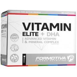 Formotiva - Vitamin Elite + DHA 90kap