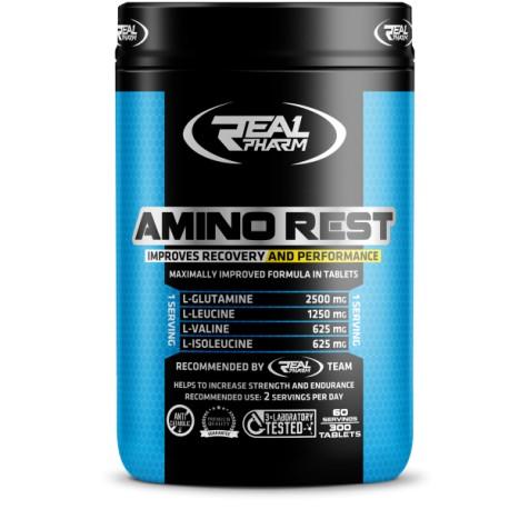 Real Pharm - Amino Rest 300tab