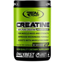 Real Pharm - Creatine 300kap