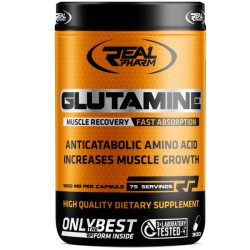 Real Pharm - Glutamine 300cap