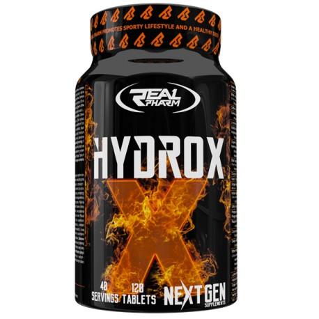 Real Pharm - Hydrox 120tab