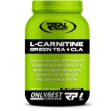 Real Pharm - L-Carnitine, Green Tea & CLA 90kap