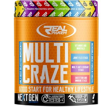 Real Pharm Multi Craze 270 tab