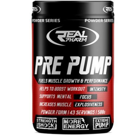Real Pharm - Pre Pump 500g