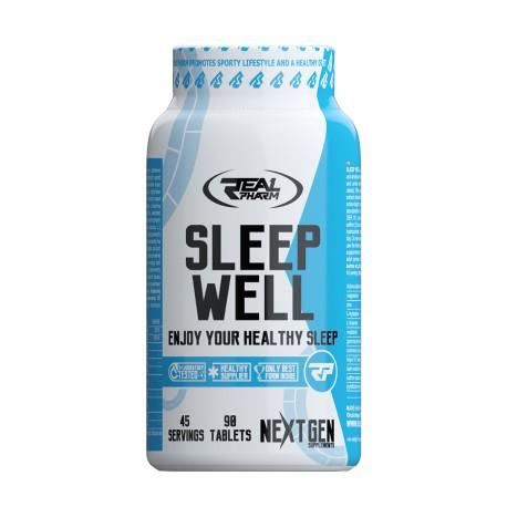 Real Pharm - Sleep Well 90tab