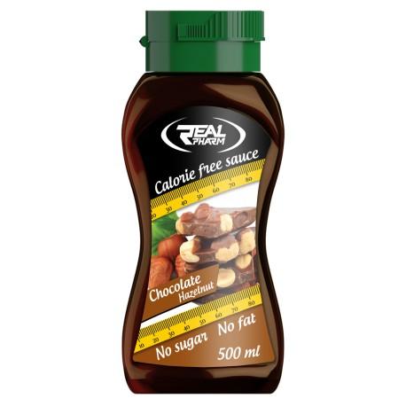 Real Pharm - Syrop Zero Kcal 500ml Barbecue