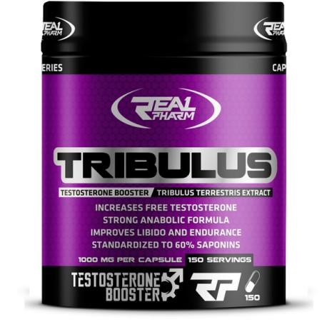 Real Parm - Tribulus 150cap