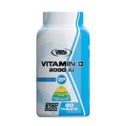 Real Pharm - Vitamin D 60tab