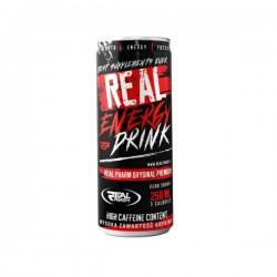 Real Pharm - Real Energy Drink ZERO SUGAR 250ml