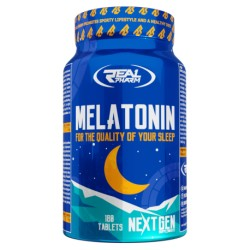 Real Pharm - Melatonin 180tab