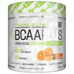 Iron Horse - BCAA Plus 400g