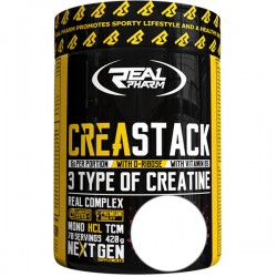 Real Pharm - Crea Stack 420g