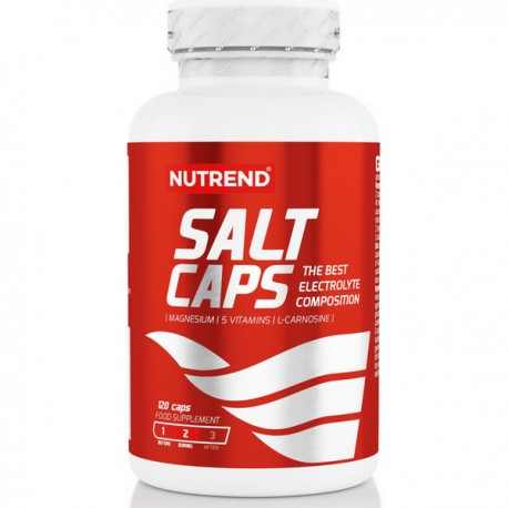 Nutrend - Salt Caps 120kap