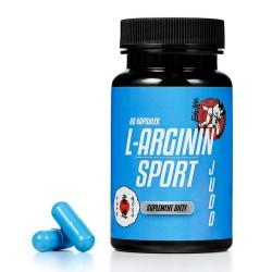 JUDO - L-Arginin Sport 60kap