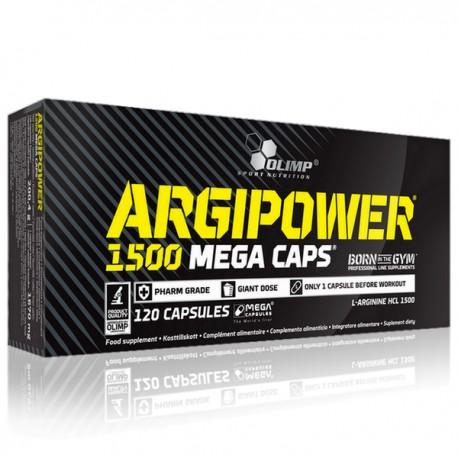 Olimp Argi Power 1500 Mega Caps 120kap