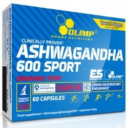 Olimp - Ashwagandha 600 Sport Edition 60kap