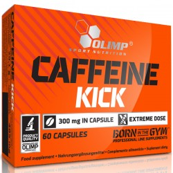 Olimp - Caffeine Kick 300mg 60kap